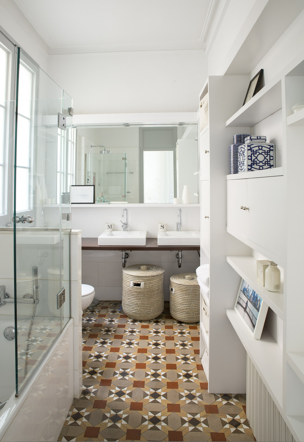 Vivienda eixample barcelona espacio en blanco - Espacio en blanco ...