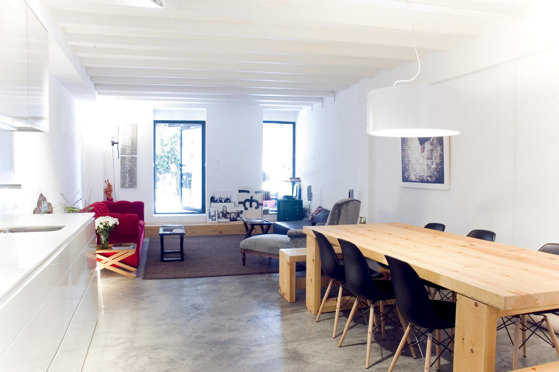 Loft en gracia barcelona espacio en blanco - Espacio en blanco ...